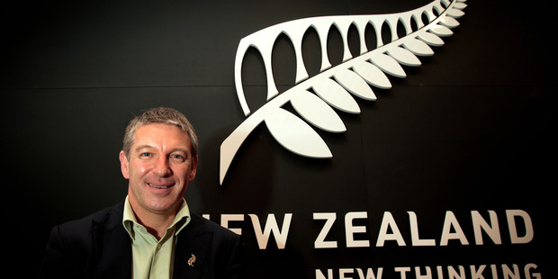 Peter Chrisp, chief executive of New Zealand Trade and Enterprise (NZTE). Photo / Brett Phibbs