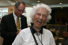 June Carlile, sister of the late Sir Edmund Hillary, has died in her 100th year. PHOTO/Glenn Jeffrey
