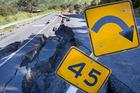 FEAR: The Kaikoura quake has opened old - and new - quake fears. PHOTO FILE