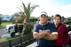Mt Maunganui homeowners Ray and Marilyn Richards. Photo / Bay of Plenty Times