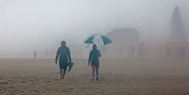 Loading Mixed weather is expected this weekend. Photo /  Andrew Warner /