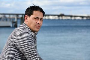 Tauranga man Drew Tata has helped organise a Haka for Standing Rock. Photo/file