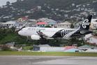 Air NZ rose 1.8 per cent to $2.035 Photo / Mark Mitchell