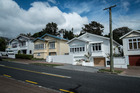 Property investor David Whitburn says 75 per cent of places taken to auction in Auckland were not selling.