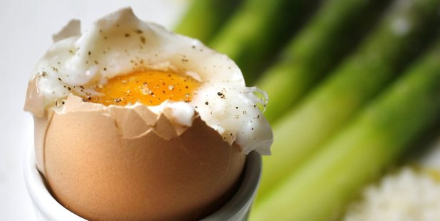 Eggs are also a good source of B vitamins and iron, which support the nervous system and cognitive function. Photo / The Aucklander
