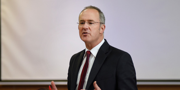Labour Party housing spokesman Phil Twyford. Photo / George Novak