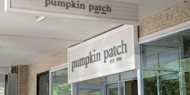 Pumpkin Patch stores at Bayfair and Fraser Cove are to be closed with 15 staff being let go. Photo/File.