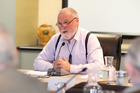 IN THE DARK: HBRC chairman Rex Graham has called out staff for not keeping the council informed. PHOTO/FILE
