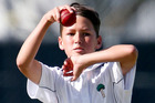 Leg spinner Max Hart is part of the newly reinvigorated Kerikeri Cricket Club. Photo/John Stone