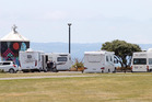 Under Napier's draft Freedom Camping Bylaw 2016, freedom camping areas could be restricted. Photo / Duncan Brown