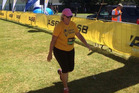 Lisa Jones did the Kerikeri Half Marathon  thinking about her four family members and young friend affected by cancer.