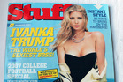 Ivanka Trump on the cover of Stuff.