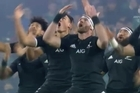 It took incredible skill for an incredibly physical test match to finally crack and then spill the All Blacks' way. Source: SKY