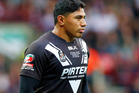 Kiwis test star Jason Taumalolo has shocked the National Rugby League by flying to America immediately after the Four Nations final for secret trials with NFL clubs. Photo / Photosport.