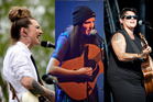Hollie Smith, Georgia Lines and Anika Moa are among the line up performing at this year's Christmas in the Park, which will raise money for local charities including Tauranga Community Foodbank.