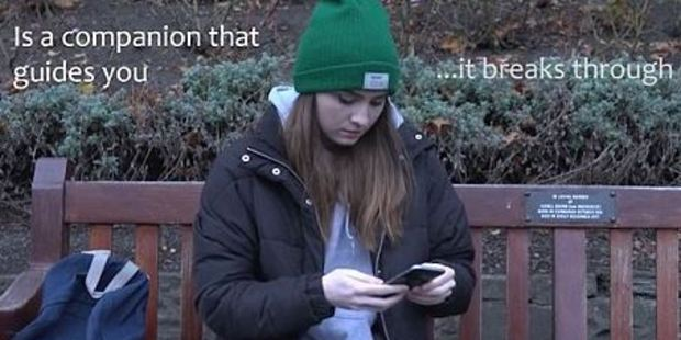 The app is being launched in Scotland aiming to boost Mass attendance and Confession numbers. Photo / Youtube / Musemantik