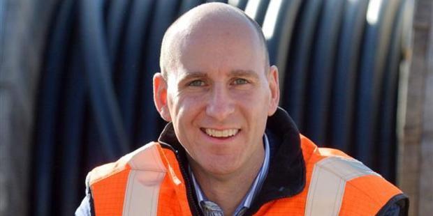 Delta Chief executive, Grady Cameron. Photo / Otago Daily Times