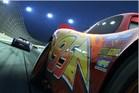 Will Lightning Mqueen survive after this trailer? Photo / Pixar