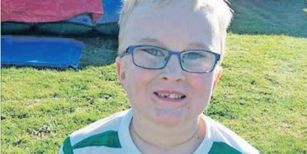 Missed: James Crous, 8, died in a car accident earlier this year. Photo /  Supplied