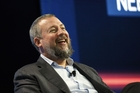 Shane Smith,  founder  of Vice Media, is aiming to bring millennials back to television. Picture / Bloomberg