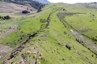 GNS Science makes field observations of one of the fault ruptures following the Kaikoura Earthquake.