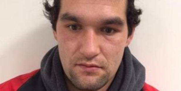 Tamati Kohey is considered dangerous and should not be approached. Photo / Police