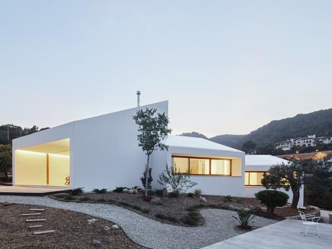 MM House in Spain can now call itself the world's best house after beating 19 other projects to win the most competitive category at the World Architecture Awards 2016. Picture: José Hevia/OHLAB