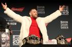 UFC legend Dan Henderson thinks Conor McGregor's rival Khabib Nurmagomedov