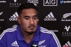 All Blacks loose forward Jerome Kaino commenting on the tour and the upcoming  test against France in Paris.