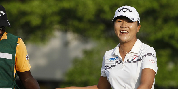 Lydia Ko finished the LPGA season with four victories, including her second major title.