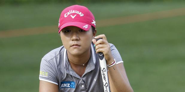 Loading Lydia Ko needs to finish ahead of Ariya Jutanugarn. Photo / AP