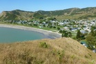 BOOM: Mahia is set for an economic boom due to Rocket Lab's base in the area. PHOTO BIL SHORTT