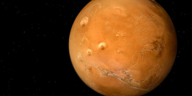 Meet the aspiring 'Martian' willing to give up her life to be the first woman on Mars. Photo / Getty Images