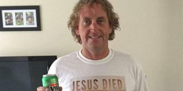 Shane Merrigan, 50, was killed in the incident last year. Photo / via Facebook