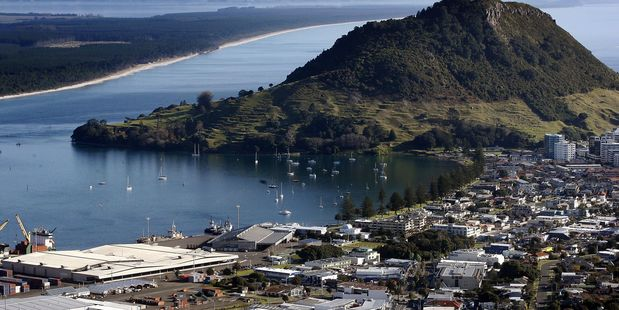MILLION DOLLAR BAY: A record number of $1 million homes have been sold in Tauranga this year.