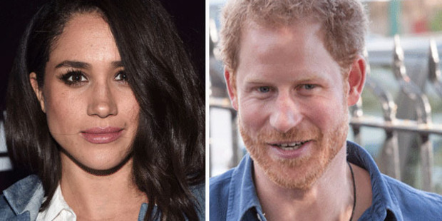 Prince William is deeply unhappy over his younger brother's decision to issue an unprecedented public statement about his new girlfriend, Meghan Markle. Photo / Getty Images
