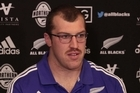 All Blacks lock Brodie Retallick on the All Blacks defensive effort and a look to France.