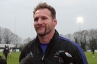 All Blacks captain Kieran Read commenting on the tour and the upcoming test against France in Paris.