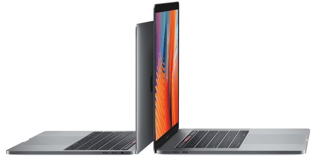 Apple's latest MacBook Pro.