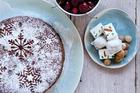 Annabel Langbein Three Ingredient Cake