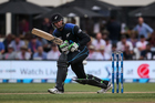 Black Cap's Martin Guptill opener in action against Australia during the  Chappell-Hadlee series earlier this year. Photosport