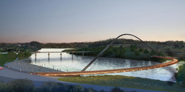 The new Wairoa Bridge. Photo/Supplied by Western Bay of Plenty District Council.