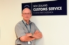 Mike Farnworth (left) is retiring from Customs Service after almost 55 years in the job. PHOTO/GEORGE NOVAK