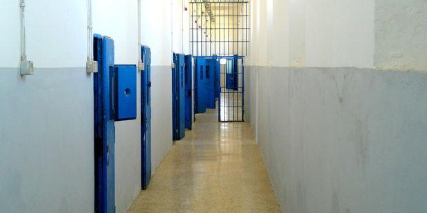 Cells inside the jail at Asinara. Photo / 123RF