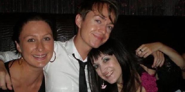 Paul Ewart, centre, was an Australian expat living in Dubai. Photo / news.com.au