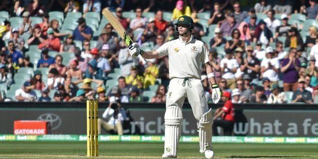 Australian captain Steve Smith. Photo / AFP