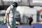 Australia's Steve Smith. Photo / AP