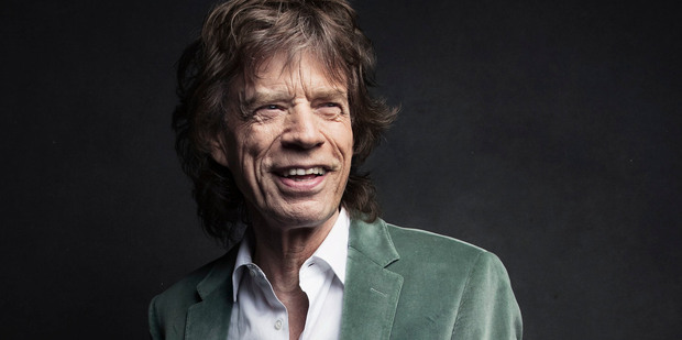 Loading Mick Jagger says the Rolling Stones never intended to make a blues covers album - it just happened. Photo/AP