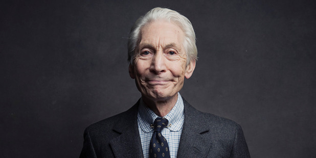 Charlie Watts of the Rolling Stones. Photo/AP