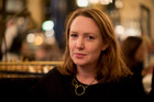 Paula Hawkins will release her follow-up to The Girl on the Train in May. Photo/AP